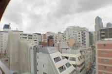 築地永谷タウンプラザ バルコニー
