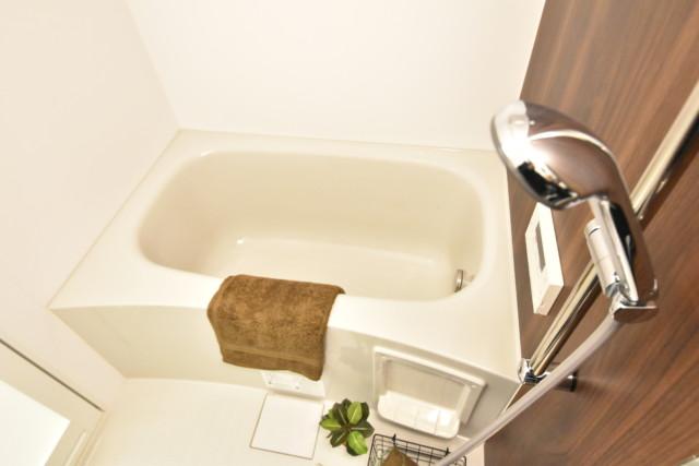 ニューライフ西早稲田 浴室