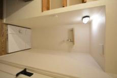 代々木スカイハイツ 洗面室