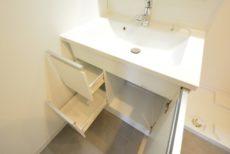 ライオンズマンション西五反田 洗面室