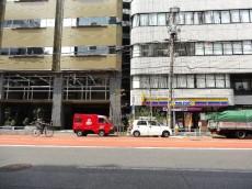 藤和ハイタウン上野 前面道路
