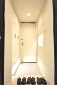 東急ドエル・アルス等々力弐番館 明るい玄関ホール