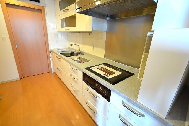東京ツインパークス・レフトウイング キッチン
