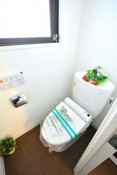 サンセール広尾 トイレ