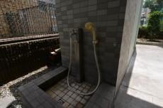 アフェクシオン南烏山 ペット用洗い場