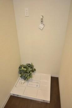 モンテベルデ築地 洗濯機置場