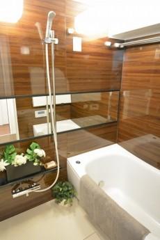 モンテベルデ築地 バスルーム