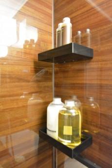 モンテベルデ築地 バスルーム棚