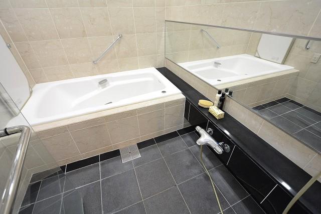 東京ツインパークス・レフトウイング バスルーム