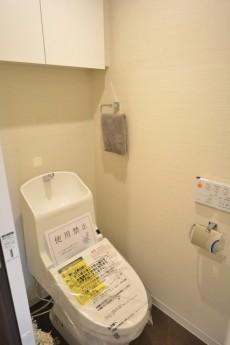 モンテベルデ築地 トイレ