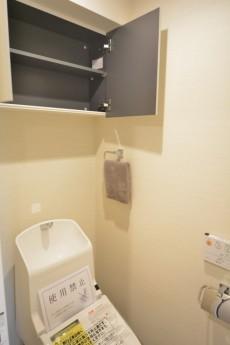 モンテベルデ築地 トイレ収納