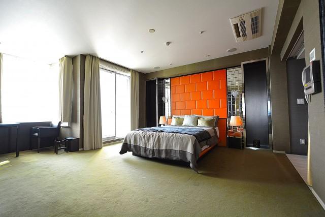 東京ツインパークス・レフトウイング ベッドルーム