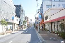 太子堂パレス 商店街