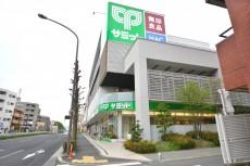 砧スカイハイツ 道順5