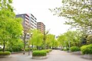 ファミール築地 公園1