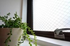 サンセール広尾 キッチン窓