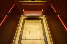 東京ツインパークス・レフトウイング エレベーター内
