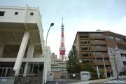 東武ハイライン第2芝虎ノ門 東京タワー