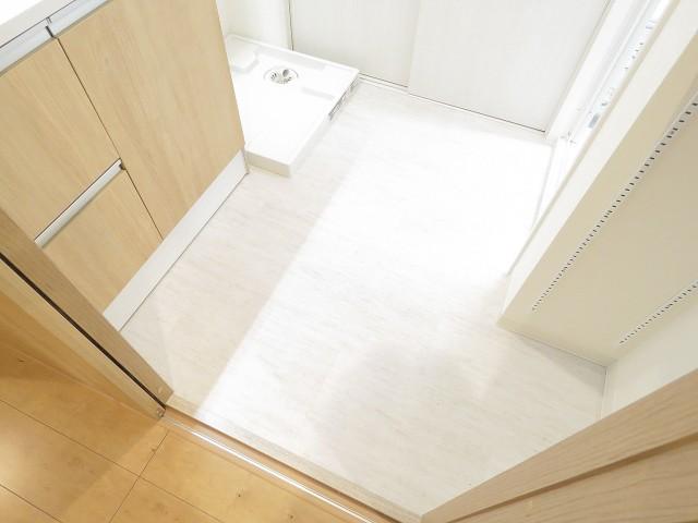 護国寺ロイアルハイツ 洗面室