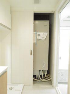護国寺ロイアルハイツ 電気温水器