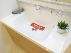ラインコーポ箱崎 洗面化粧台