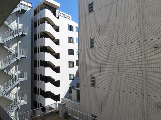 ラインコーポ箱崎 南東側眺望