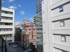 ラインコーポ箱崎 北東側眺望