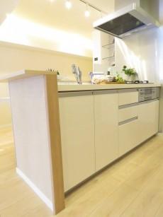 月島四丁目住宅 キッチン
