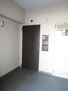 護国寺ロイアルハイツ 玄関ドア