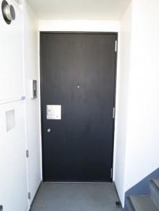 サンクタス市ヶ谷富久町イーストタワー 玄関ドア
