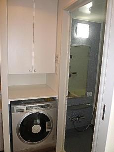ホームズ緑が丘 ドラム式洗濯機