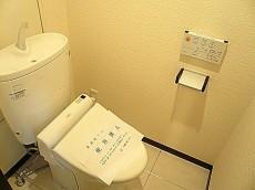 東建マンション学芸大 ウォシュレット付トイレ