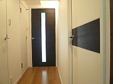 マンション南恵比寿 お部屋を繋ぐ廊下