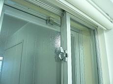 マンション第二恵比須苑 洋室6.5帖の窓