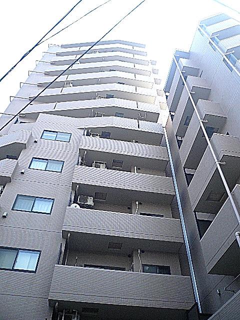 マイキャッスル池尻大橋 外観