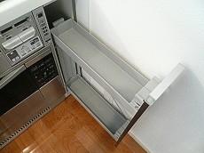 システムキッチン 収納