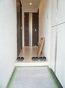 ニュー恵比寿フラワーマンション 玄関ホール
