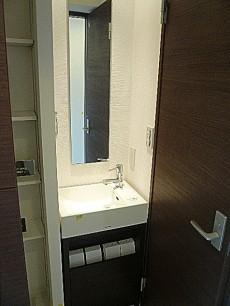 ニュー恵比寿フラワーマンション 洗面化粧台