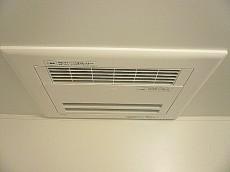 ニュー恵比寿フラワーマンション 浴室換気乾燥機