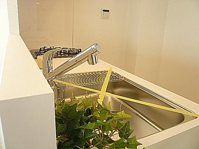ニュー恵比寿フラワーマンション システムキッチン