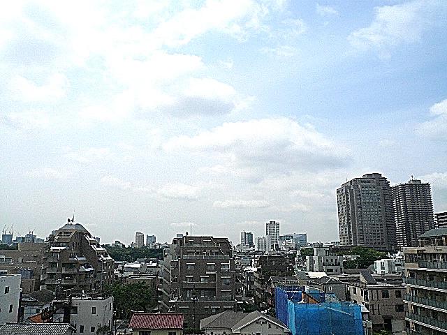 ニュー恵比寿フラワーマンション 10階からの眺望