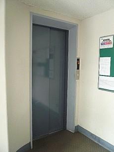 ニュー恵比寿フラワーマンション エレベーター