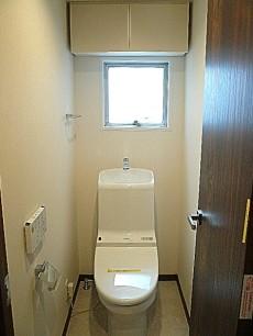 マンション都立大 ウォシュレット付トイレ201