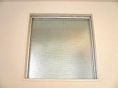 洋室6.4帖 窓