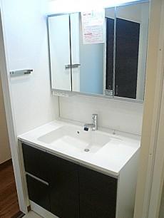グランドメゾン広尾 洗面化粧台