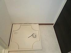 グランドメゾン広尾 洗濯機置き場