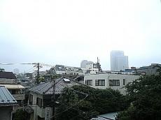 グランドメゾン広尾 3階からの眺望