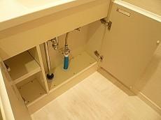 深沢ハウス 手洗い付きトイレ 収納