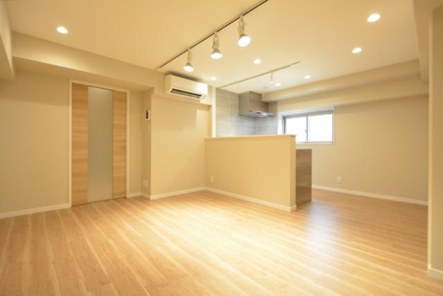 フジタ野沢マンション LDK+洋室1