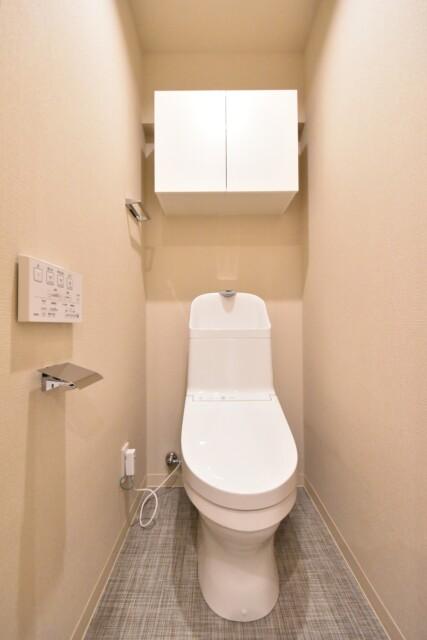 サンビューハイツ音羽 トイレ